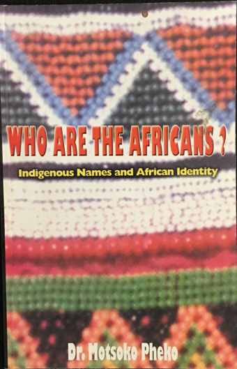 Who are the Africans?
